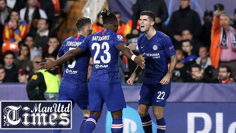 Chelsea player ratings: The Blues advance round of 16 hope after Valencia 2-2 draw