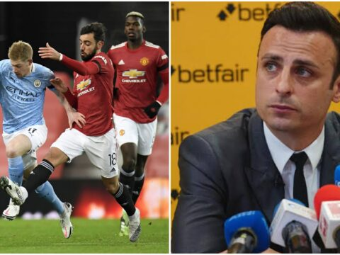 Dimitar Berbatov reveals why 'too nice' Manchester United lost to Man City