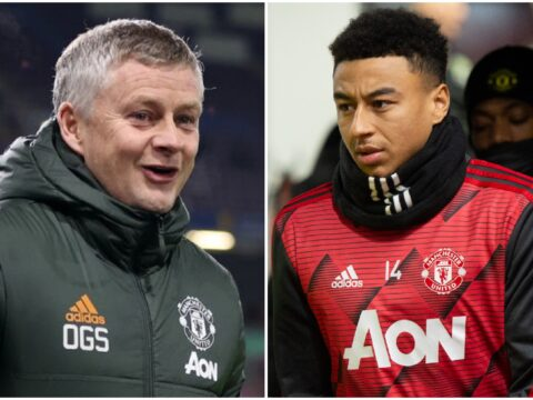 Ole Gunnar Solskjaer reacts to Jesse Lingard future & says star was ready for Liverpool tie