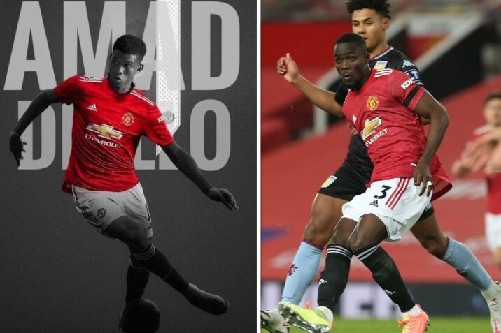 Eric Bailly makes new signing Amad Diallo revelation and calls for patience