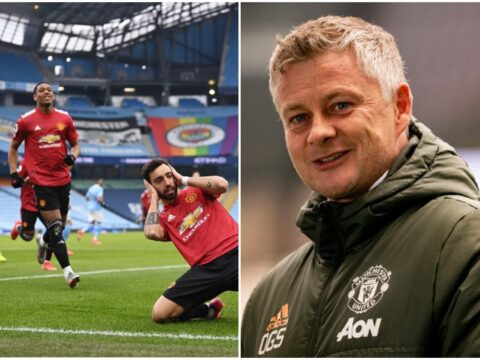 Ole Gunnar Solskjaer confirms man of the match after Manchester United win vs Man City