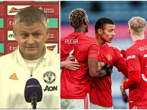 Ole Gunnar Solskjaer names three things that forced Manchester United defeat vs Leicester