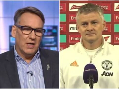 Paul Merson questions Ole Gunnar Solskjaer starting XI after Manchester United loss to Leicester City