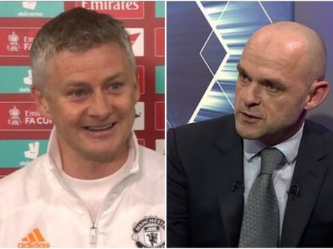 Ole Gunnar Solskjaer told what he must do to avoid Manchester United sacking