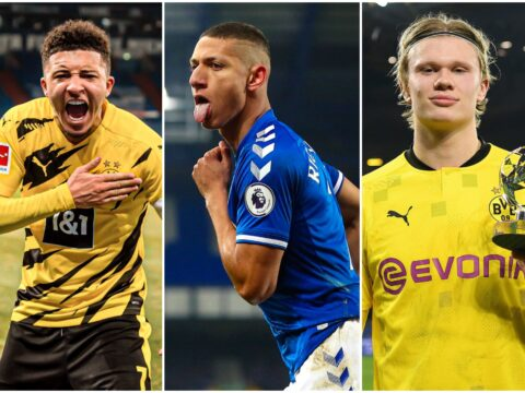 Three players Manchester United should try to sign if move for Sancho or Haaland fails