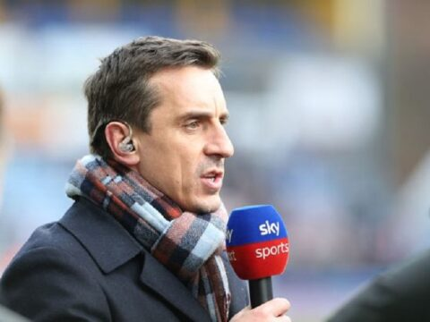 Gary Neville tells Manchester United one player he most wants at Old Trafford