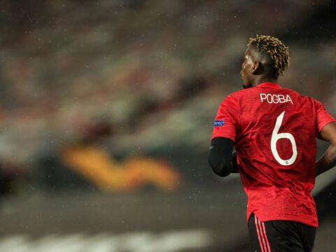 Paul Pogba labels rival player 'the most beloved player in the history of football'